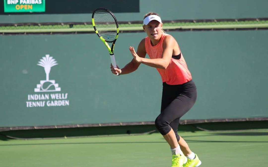Female Tennis Demands Explosiveness
