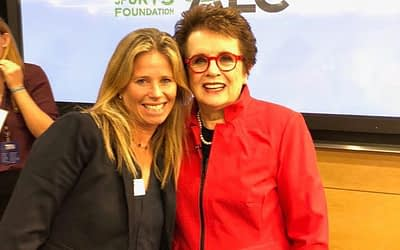 Billie Jean King Joins WTCA Conference NYC 2019 Lineup