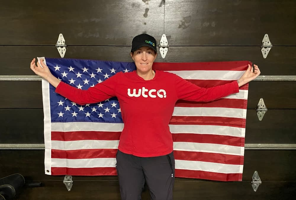 CEO Sarah Stone Moves Home but it's Business as Usual for the WTCA