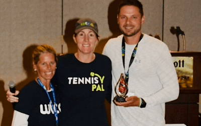 Filippov named WTCA coach of the year
