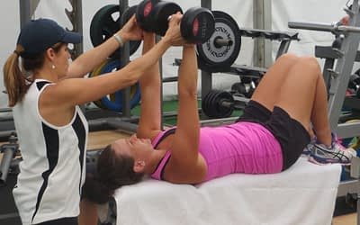 Everything you wanted to know about girls and weightlifting